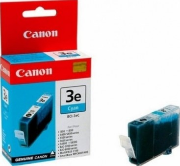 4480A002 Canon BCI-3eC Картридж для i560/6500/865, PIXMA MP7x0/iP3000/4000/5000,SB MPC400/700/730,S530D Голубой (Cyan), 310 стр.
