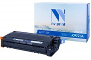 Картридж NV Print C9721A Cyan для принтеров HP LJ Color 4600/ 4650 (8000k)