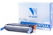 Картридж NV Print C9722A Yellow для принтеров HP LJ Color 4600/ 4650 (8000k)