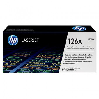CE314A (126A) оригинальный барабан HP для принтера HP Color LaserJet Pro 100 CP1025/ CP1025nw/ M175nw/ M275 Drum Kit, 14000 страниц