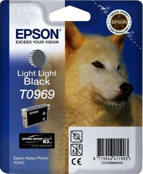 C13T09694010 Картридж Epson для R2880 (Light Light Black) (cons ink)