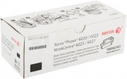 Картридж Xerox 106R02763 для Xerox Phaser 6020/6022/WC 6025/6027 black оригинальный увеличенный (2000 страниц)