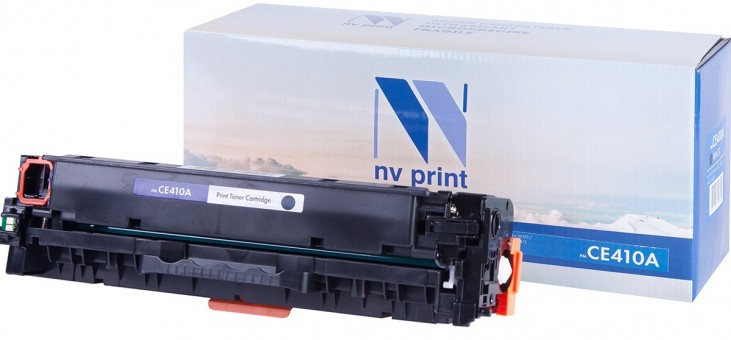Картридж NV Print CE410A Black для принтеров HP CLJ Color M351/ M375/ M451/ M475 (2200k)