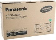Тонер-картридж PANASONIC KX-FAT400A7 (KX-MB1500/1520) 1,8к