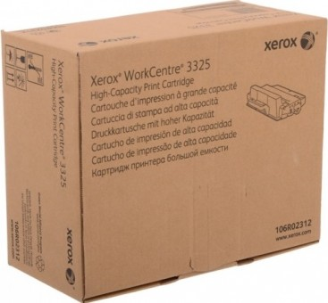 Картридж Xerox 106R02312 для Xerox WC 3325 black оригинальный увеличенный (11000 страниц)