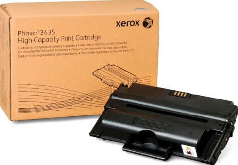 Картридж Xerox 106R01415 для Xerox Phaser 3435 black оригинальный увеличенный (10000 страниц)