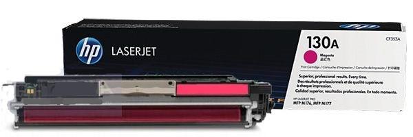 Купить CF353A (130A) оригинальный картридж HP для принтера HP Color LaserJet PRO MFP M153/ M176/ M177 Magenta, 1000 страниц по цене 3 590 руб. в интернет магазине T-Toner.ru с доставкой по всей России.