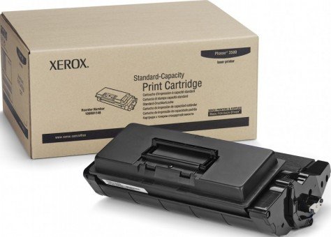 Картридж Xerox 106R01148 для Xerox Phaser print-cart 3500 black оригинальный увеличенный (6000 страниц)
