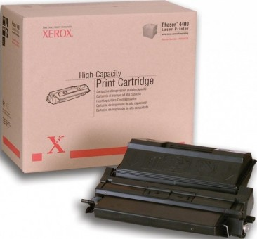 Картридж Xerox 113R00627 для Xerox Phaser print-cart 4400 black оригинальный увеличенный (10000 страниц)