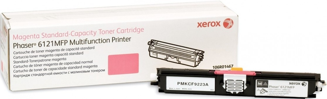 Картридж Xerox 106R01464 для Xerox Phaser 6121 purple оригинальный увеличенный (1500 страниц)